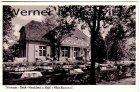 Ansichtskarte Berlin-Lichterfelde Ost Terrassen-Park-Conditorei Klein Sanssouci Inh. Alice Gericke