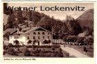 Ansichtskarte Klais bei Mittenwald Krün Gasthof Post
