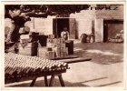 Ansichtskarte Israel Haifa Hof einer deutschen Seifen-und Ölfabrik aus dem VDA-Kalender 1937 Motive Berufe