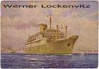 Ansichtskarte Portugal Dampfer Paquete Vera Cruz Companhia Colonial de Navegacao Motive Schiffe Passagierschiffe