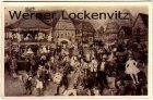 Ansichtskarte 96515 Sonneberg Spielzeugmuseum Thüringer Kirmes Weltausstellungsgruppe für Brüssel