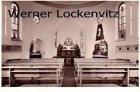 Ansichtskarte Düren Kapelle Missionshaus Bethanien Friedrichstraße Innenansicht