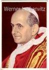 Ansichtskarte Papst Paul VI.