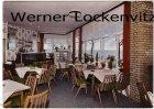 Ansichtskarte Laboe Milch-Bar und Promenaden Cafe Bes. Elfriede Möller Innenansicht