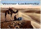 Ansichtskarte Gebet in der Wüste mit Kamel Islam