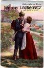 Alte Ansichtskarte Koblenz-Stolzenfels am Rhein Militär Soldat mit Freundin Liebespaar