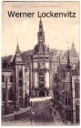 Alte Ansichtskarte Bremen Blick auf die Baumwollbörse