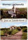 Ansichtskarte 66333 Völklingen-Ludweiler-Warndt Kirche und Gebäude