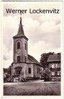 Ansichtskarte 66333 Völklingen-Ludweiler-Warndt Ev. Kirche mit Pfarrhaus