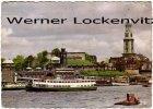 Ansichtskarte Hamburg St. Pauli-Landungsbrücken mit Hafendampfer Hamburg
