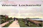 Alte Ansichtskarte Cuxhaven Hotel Badehaus und Deichpromenade
