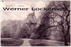 Alte Ansichtskarte Bremen Wallpartie Mühle an der Blumenschule