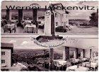 Ansichtskarte Bad Kissingen Höhengaststätte Wittelsbacher Jubiläumsturm 50 Jahre mehrfach