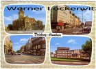 Ansichtskarte Duisburg Pollmannecke Hallenbad Am Altmarkt Rathaus