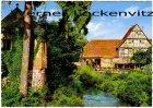 Ansichtskarte Büdingen Mühle Wassermühle