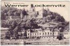 Alte Ansichtskarte Wertheim am Main Panorama Ortsansicht Mainpartie mit Schloss