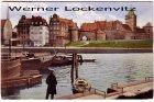 Ansichtskarte Lübeck Am Burgtor