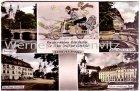 Ansichtskarte 78166 Donaueschingen mehrfach Humor Motorroller