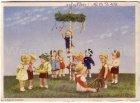 Ansichtskarte Käthe Kruse Puppen-Volksfest 1