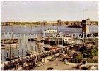 Ansichtskarte Kiel Olympia-Yachthafen und Signalturm