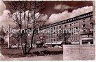 Ansichtskarte Kiel Holstenplatz mit Knutzen und Blumen Muth