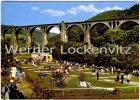 Ansichtskarte Willingen Waldeck Kleingolfplatz am Viadukt Minigolf