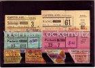 Kiel Kino Filmtheater Cinema 8 Eintrittskarten von Kinos Capitol Reichshallen UT-Lichtspiele Schauburg Kaiserkrone Kammer-Lichtspiele