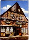 Ansichtskarte Rendsburg Hotel Zum Landsknecht erbaut 1541