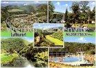 Ansichtskarte 56588 Waldbreitbach Ortsansicht Freibad Alte Mühle
