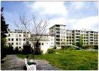 Ansichtskarte Malente-Gremsmühlen Krankenhaus Mühlenberg