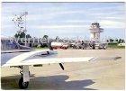 Ansichtskarte Postal Spanien España Aeropuerto de Asturias Flughafen airport