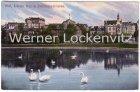 Ansichtskarte Kiel Kleiner Kiel und Dahlmannstrasse