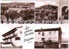 Ansichtskarte Königstein im Taunus Zur schönen Aussicht Inh. Familie Bandlow mehrfach