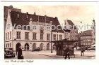 Ansichtskarte Kiel Markt mit altem Rathaus