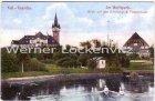 Ansichtskarte Kiel-Gaarden Im Werftpark Blick auf das Erholungs-und Fischerhaus