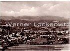 Ansichtskarte 07426 Königsee Thüringen Ortansicht Panorama Blick vom Gebörne