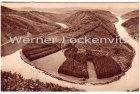 Alte Ansichtskarte 66693 Mettlach Große Saarschleife bei Mettlach