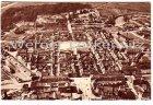 Alte Ansichtskarte 66740 Saarlouis Saar Ortsansicht Panorama Luftbild