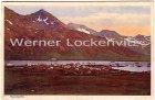 Island Siglufjördur Ortsansicht Panorama