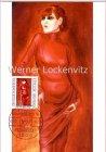 Maximumkarte 100. Geburtstag von Otto Dix Anita Berber Tänzerin