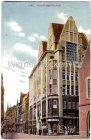 Ansichtskarte Kiel Holstenstrasse mit Kaufhaus Jacobsen