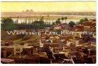 Kairo Cairo Blick vom Windmühlenhügel auf die Pyramiden