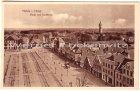 Ansichtskarte Heide in Holstein Markt und Stadtblick mit Wasserturm