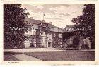 Alte Ansichtskarte Polen Pommern Alt Marrin Altmarrin Mierzyn Fritzow Kreis Kolberg Schloss Gutshaus
