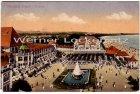 Alte Ansichtskarte Polen Danzig Gdansk Zoppot Sopot Kurhaus