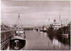 Ansichtskarte Kiel-Holtenau Nord-Ostsee-Kanal Prinz-Heinrich-Brücke und Schleuse