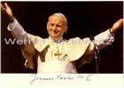Ansichtskarte Papst Johannes Paulus II. Motive Italien Polen Religion