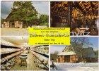 Ansichtskarte Tüttendorf-Blickstedt Holsteiner Gutsräucherkate mehrfach Katenrauchschinken