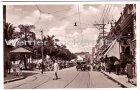 Postcard Brasil Santos Rua General Camera Streetview
