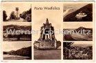 Ansichtskarte Porta Westfalica Denkmal Fernsehturm